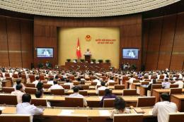 Hôm nay, Quốc hội tiếp tục thảo luận về các giải pháp phát triển kinh tế - xã hội