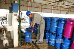Giá gas tháng 6 giảm 2.750 đồng/kg