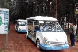 Kéo dài thí điểm xe 4 bánh có gắn động cơ xăng chở khách du lịch