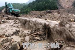 Mưa lớn gây thiệt hại hàng tỷ đồng ở miền núi phía Bắc