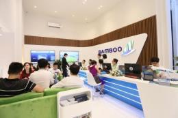 Bamboo Airways khai trương phòng vé 30 Tràng Tiền