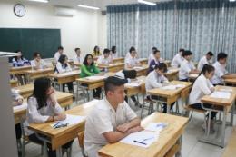 Đề thi và đáp án chính thức môn Toán lớp 10 THPT tại Hà Nội
