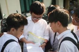 Kỳ thi tuyển sinh lớp 10 của Hà Nội: Đề Toán phân loại mạnh