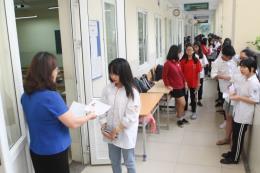 Hôm nay, Hà Nội công bố điểm thi lớp 10