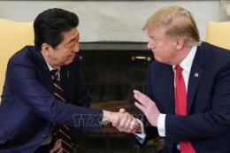 Tổng thống Mỹ muốn giúp giải quyết căng thẳng thương mại Nhật-Hàn