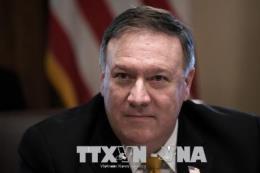 Ngoại trưởng Mỹ: Việc triển khai quân tới vùng Vịnh nhằm