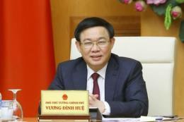 Phó Thủ tướng Vương Đình Huệ: Sẽ cải cách tiền lương theo đúng lộ trình