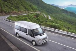 Ford Việt Nam triệu hồi gần 1.400 xe Transit