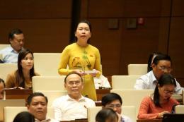 """Đại biểu Quốc hội chất vấn về chi phí """"bôi trơn"""" trong nghiệm thu công trình"""