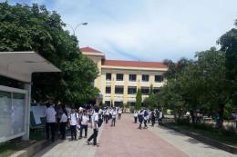Quảng Bình họp khẩn xử lý bất thường trong Kỳ thi tuyển sinh lớp 10