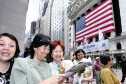 Trung Quốc cảnh báo công dân du lịch tới Mỹ