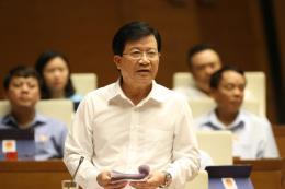 """Kỳ họp thứ 7, Quốc hội khóa XIV: Chấm dứt tình trạng """"phạt cho tồn tại"""" trong xây dựng"""