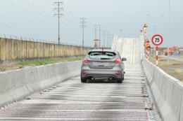 Ford Việt Nam chính thức đưa đường thử xe mới vào hoạt động