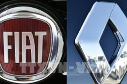 Nhà sản xuất ô tô Fiat rút đề xuất sáp nhập với Renault