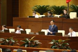 Kỳ họp thứ 7, Quốc hội khóa XIV: Tạo chuyển biến tích cực trong quản lý ngành