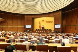 Tuần tới Quốc hội sẽ họp bàn về những nội dung gì?