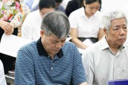 Nguyên Chủ tịch HĐTV Vinashin Nguyễn Ngọc Sự bị đề nghị mức án từ 18-20 năm tù