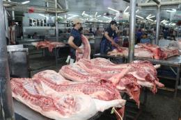 Hà Nội kiểm soát cơ sở giết mổ lợn, bình ổn giá thị trường
