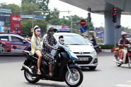 Dự báo thời tiết hôm nay 17/7: Thanh Hóa đến Bình Định có nắng nóng gay gắt