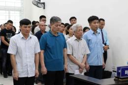 Tuyên phạt 13 năm tù với nguyên Chủ tịch HĐTV Vinashin Nguyễn Ngọc Sự