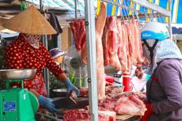 TP.HCM chuẩn bị nguồn cung thịt lợn sau khi phát hiện dịch