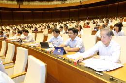 Quốc hội thông qua Luật Quản lý thuế (sửa đổi)