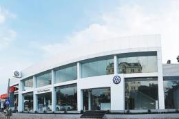 Volkswagen mở thêm đại lý ủy quyền tiêu chuẩn 4S ở Thái Nguyên