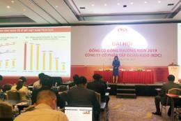 Tập đoàn KIDO đặt doanh thu thuần tăng hơn 9%