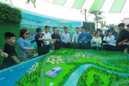 Sôi động triển lãm bất động sản Novaland Expo 2019