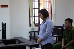 Phạt tù nữ tài xế gây tai nạn liên hoàn do say xỉn