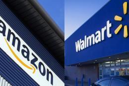 """Cuộc đua về giao hàng giữa Walmart và Amazon đã """"tăng nhiệt"""""""