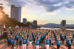 6.000 người tham gia đồng diễn hưởng ứng Ngày Quốc tế Yoga