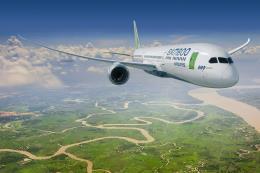 Bamboo Airways dẫn đầu tỷ lệ bay đúng giờ trong 5 tháng liên tiếp
