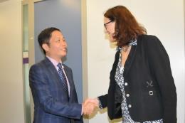 Việt Nam và EU sẽ thúc đẩy ký EVFTA sớm nhất có thể