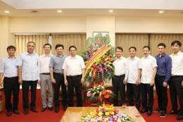 Ban Tổ chức Trung ương chúc mừng Thông tấn xã Việt Nam nhân ngày 21/6