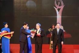 C.P. Việt Nam nhận 2 giải thưởng Chất lượng quốc gia Việt Nam