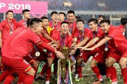 VFF đề xuất tăng số cầu thủ môn bóng đá nam dự SEA Games 30
