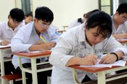 Điểm chuẩn vào lớp 10 THPT ở Hà Nội hạ sâu