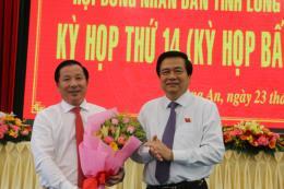 Thủ tướng phê chuẩn kết quả bầu bổ sung Phó Chủ tịch UBND tỉnh Long An