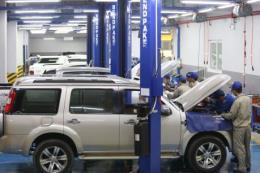 Ford Việt Nam lần đầu tiên ra mắt dịch vụ hỗ trợ cứu hộ 24/7