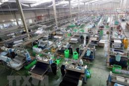 Tỷ lệ lấp đầy các khu công nghiệp đạt gần 74%