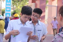 Khánh Hòa: Điểm chuẩn vào lớp 10 tại nhiều trường rất thấp