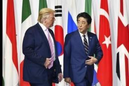 Thủ tướng Nhật Bản quan ngại về môi trường thương mại hiện nay