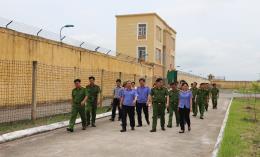 Sẽ kiểm sát hàng tuần hai trại giam ở Thành phố Hồ Chí Minh