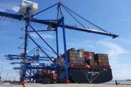 HICT tiếp nhận hơn 187.000 TEU hàng hóa trong năm đầu khai thác