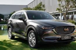 Sau 2 tuần ra mắt, đã có 350 xe Mazda CX-8 bàn giao cho khách