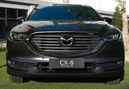Thaco giới thiệu xe Mazda CX-8 ở Hà Nội