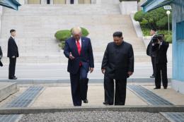 Cuộc gặp Mỹ-Triều tại DMZ: Tìm lại lòng tin từ đường ranh giới