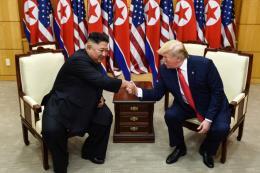 Cuộc gặp Mỹ-Triều tại DMZ: Chuẩn bị đàm phán hật nhân cấp chuyên viên