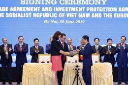 Bộ trưởng Trần Tuấn Anh: Cơ hội của Việt Nam trong các FTA thế hệ mới